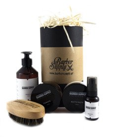 Barber Supply Professional-Deluxe Grooming Kit  Zestaw