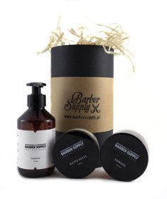 Barber Supply Professional-Hair Grooming Kit Zestaw