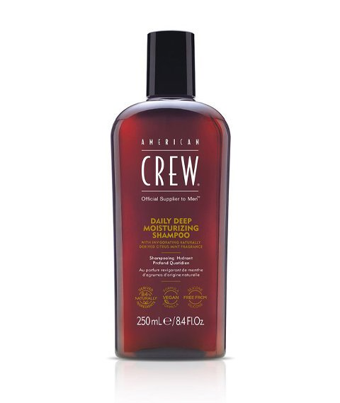 American Crew-Daily Deep Moisturizing Shampoo Szampon do Włosów 250ml
