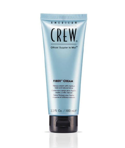 American Crew-Fiber Cream Krem do Stylizacji Włosów 100 ml