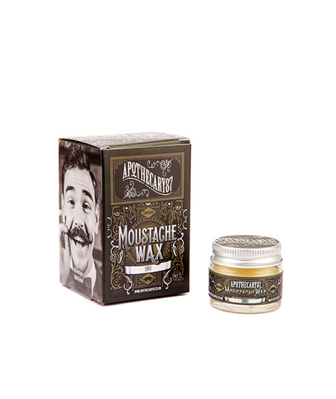 Apothecary 87-Firm Hold Moustache Wax Wosk do Wąsów 16g