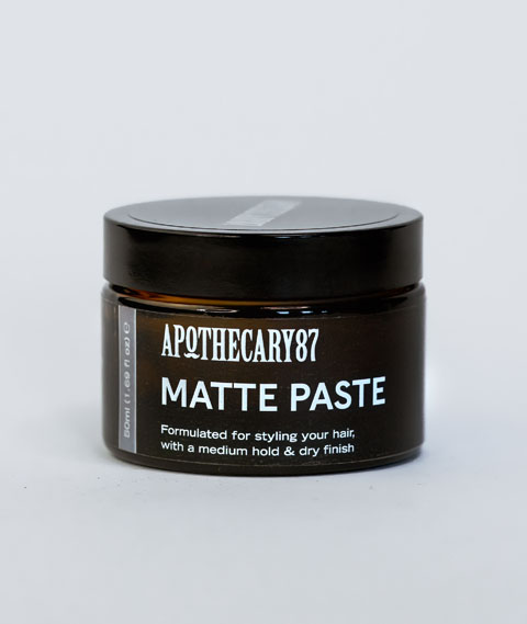 Apothecary 87-Mogul Matte Paste Pasta do Włosów 100ml