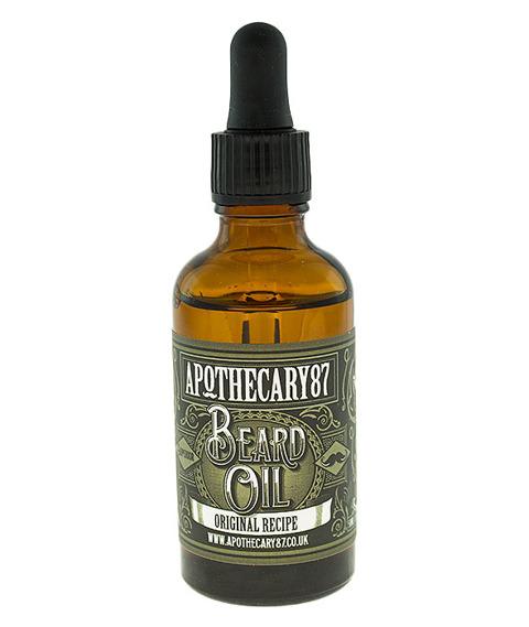 Apothecary 87-Original Recipe Beard Oil Olejek do Brody 50ml