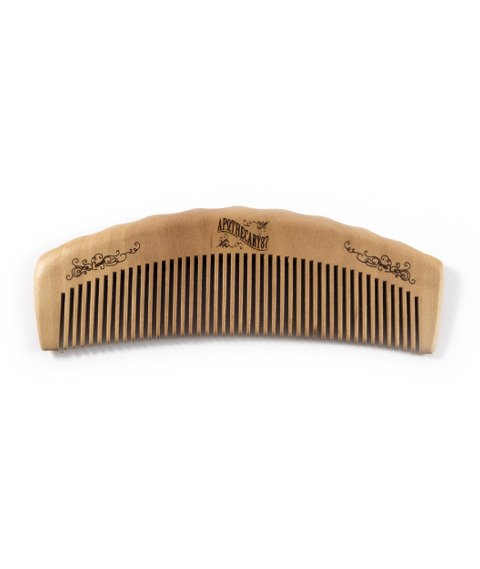 Apothecary 87-The Man Club Comb Grzebień do włosów