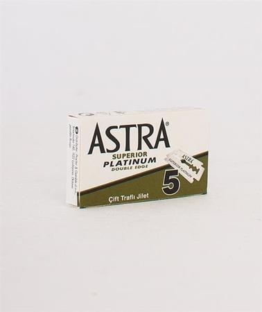 Astra-Zestaw Żyletek 5 szt.