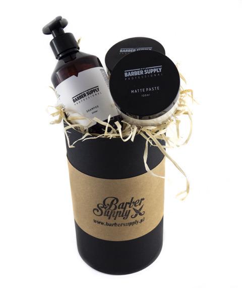 Barber Supply Professional-Hair Grooming Kit Zestaw