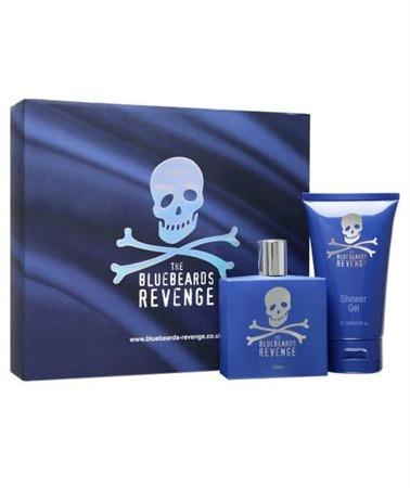 Bluebeards Revenge-Bluebeards EDT & Shower Gel Set [BBRKCK]