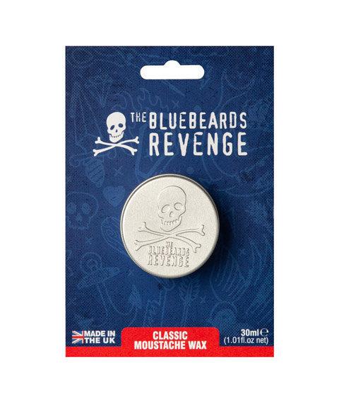 Bluebeards Revenge-Classic Moustache Wax Wosk do Wąsów 20ml