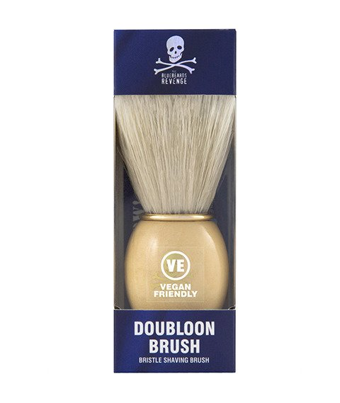 Bluebeards Revenge-Doubloon Synthetic Bristle Brush Pędzel do Golenia