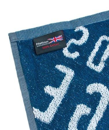 Bluebeards Revenge-Flannel Towel Ręcznik do Golenia