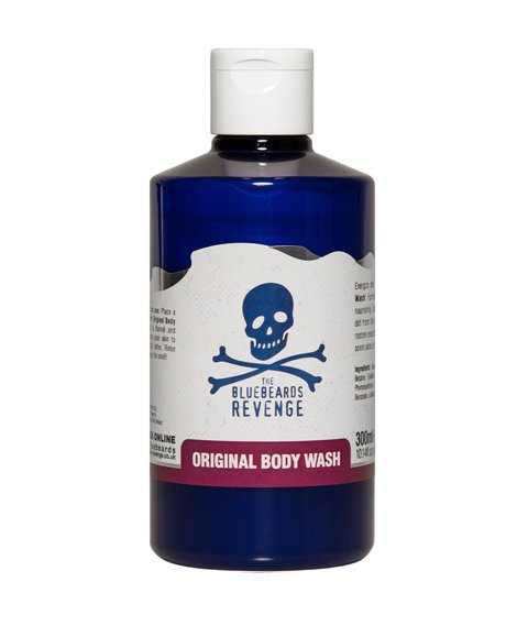 Bluebeards Revenge-Original Body Wash Żel pod Prysznic 300 ml