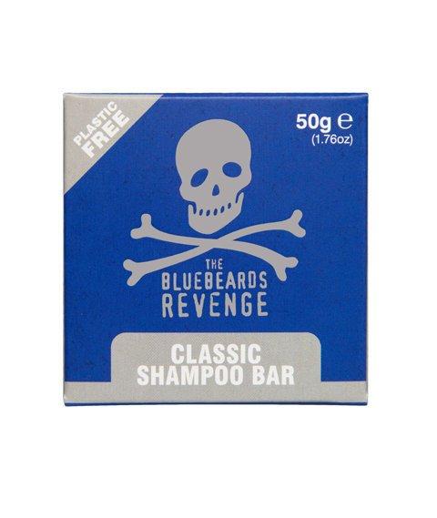 Bluebeards Revenge-Shampoo Bar Classic Szampon do Włosów w Kostce 50g