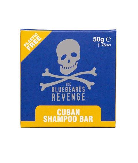 Bluebeards Revenge-Shampoo Bar Cuban Szampon do Włosów w Kostce 50g