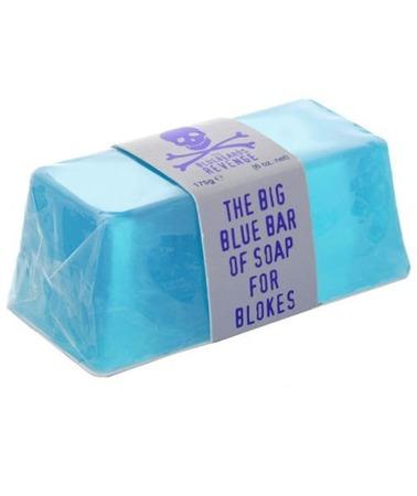 Bluebeards Revenge-Soap Big Blue Bar Mydło 175g [BBRSOAP]