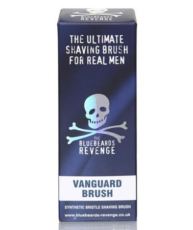Bluebeards Revenge- Vanguard Synthetic Shaving Brush [BBRVAN]