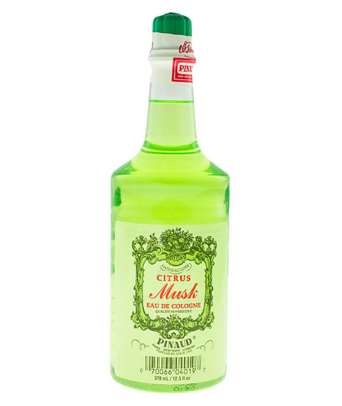 Clubman Pinaud-Citrus Musk Aftershave Cologne Woda Kolońska 370 ml