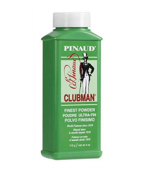 Clubman Pinaud-Talc White Talk Fryzjerski 255g