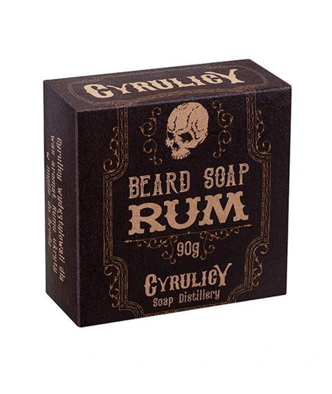 Cyrulicy-Mydło do Brody z Rumem 100 g