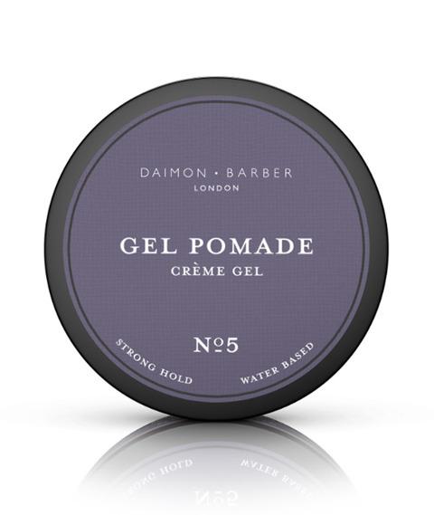 Daimon Barber - No5 Gel Pomade Pomada do Włosów 100g