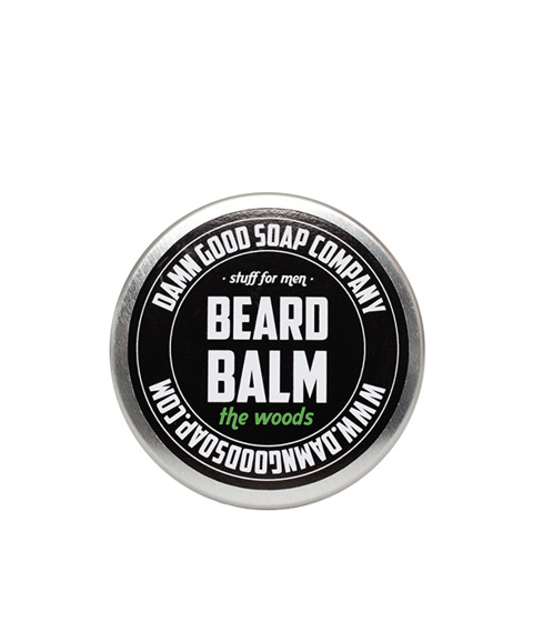 Damn Good Soap-Beard Balm The Woods Balsam do Brody 50ml