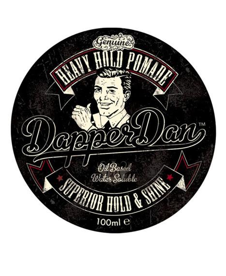 Dapper Dan-Heavy Hold Pomade Pomada do Włosów 100ml