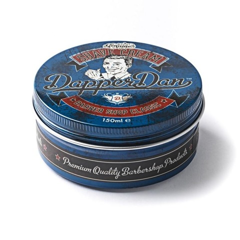 Dapper Dan-Shave Cream Krem do Golenia 150 ml