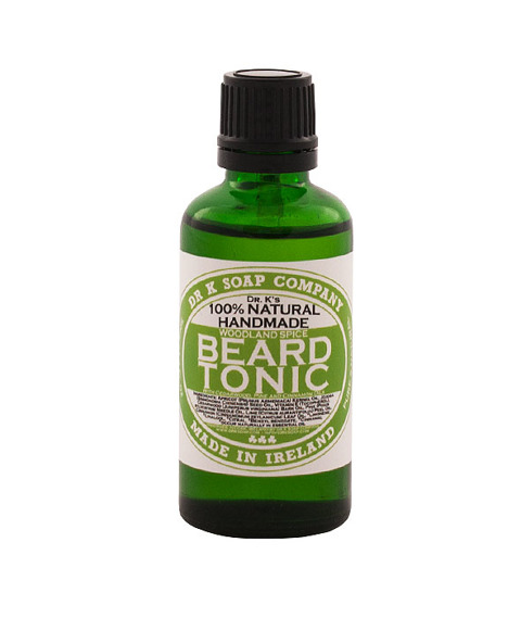 Dr. K. Soap-Beard Tonic - Tonic do Brody Woodland 50ml