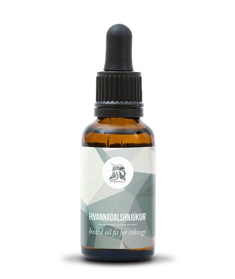Fit for Vikings - Hvannadalshnjúkur Beard Oil Olejek do Brody 30ml