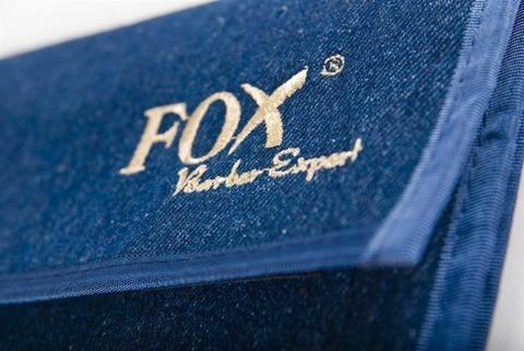 Fox-Komplet Grzebieni Barber Expert w Etui Jeans