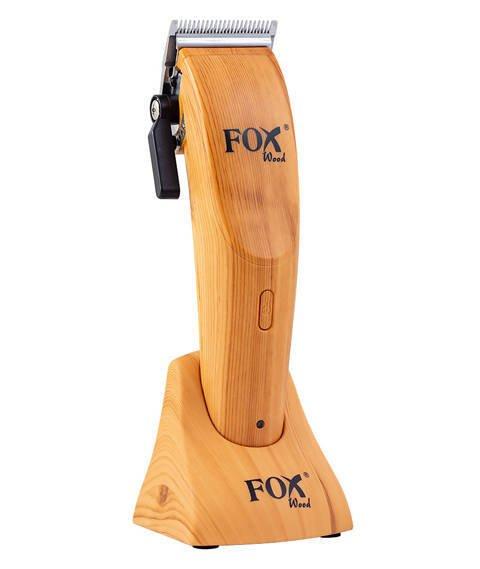 Fox-Wood Bezprzewodowa Maszynka do Włosów