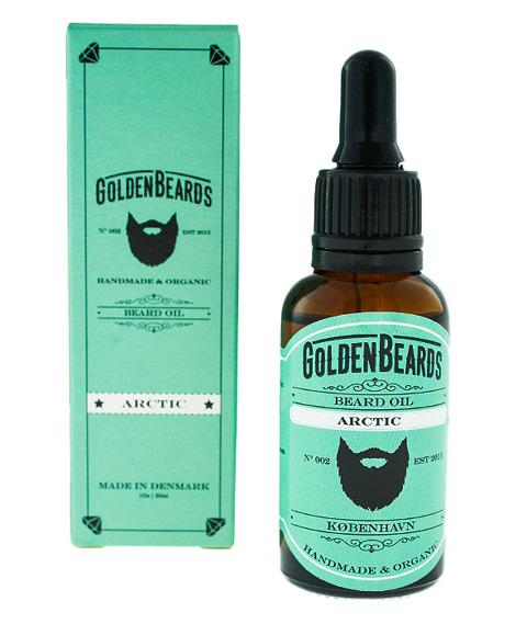 Golden Beards-Beard Oil Arctic Olejek do Brody 30 ml