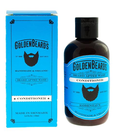 Golden Beards-Conditioner Beard After Wash Odżywka do Brody 100 ml