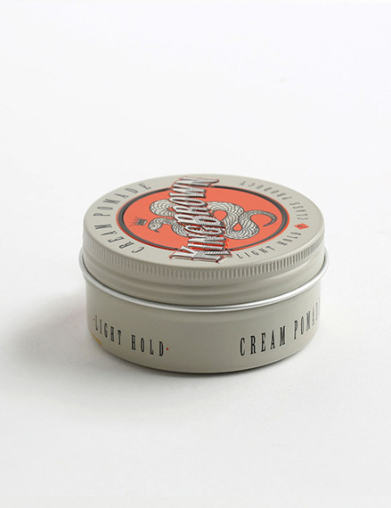 King Brown-Cream Pomade Pasta do Włosów 75g