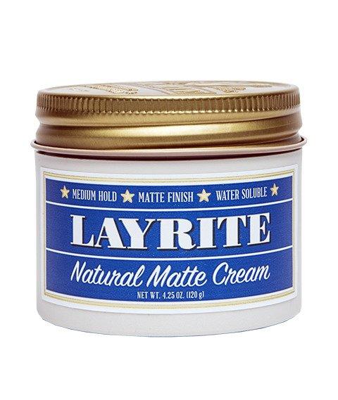 LayRite-Natural Matt Cream Pomada do Włosów 120g