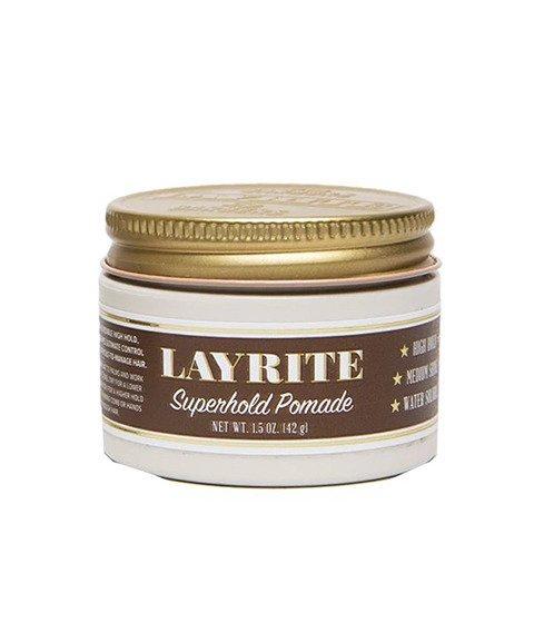 Layrite-Superhold Pomade Pomada do Włosów 42g