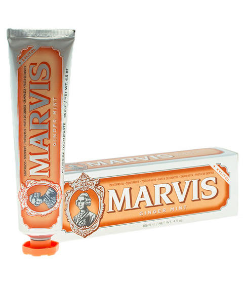 Marvis-Pasta do zębów Ginger Mint 85ml