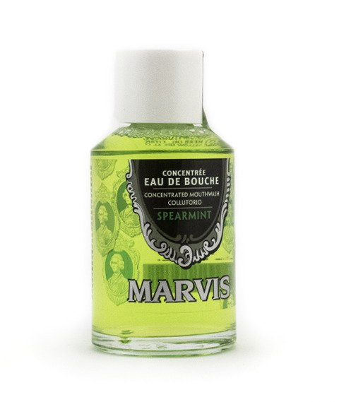 Marvis-Płyn do płukania ust Spear Mint 120ml