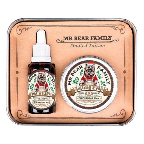 Mr Bear-Candy Cane Limited Edition