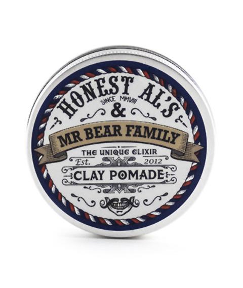 Mr Bear-Clay Pomade Honest Al's Limited Edition Pomada 100ml