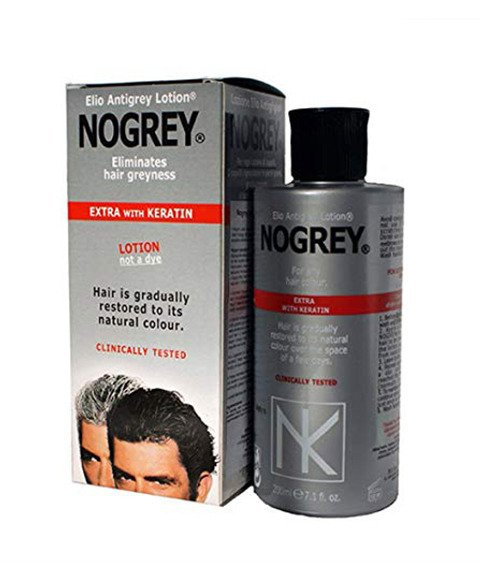 Nicky Chini-NOGREY Odsiwiacz do Włosów 200ml