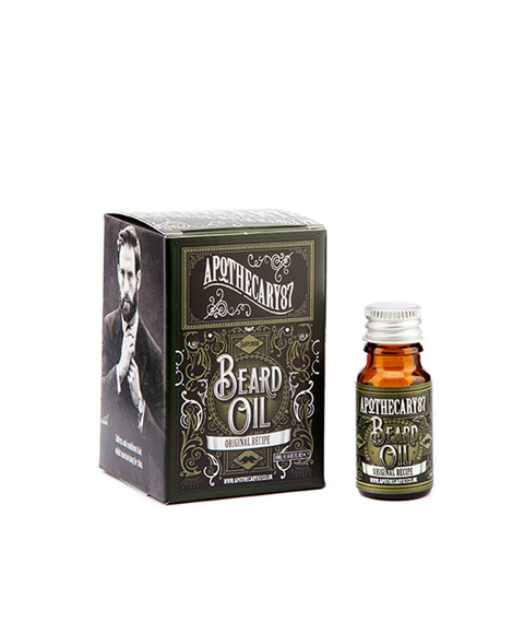 Olejek do Brody Apothecary 87 Original Recipe Beard Oil 10ml