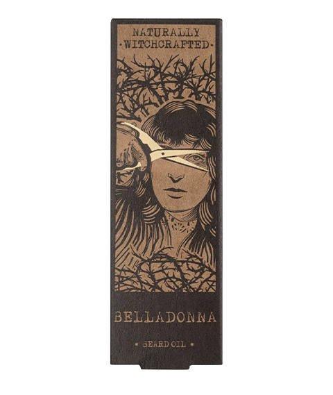 Pan Drwal-Freak Show Belladonna Beard Oil Olejek do Brody 30ml