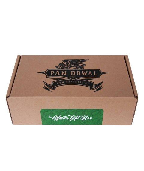 Pan Drwal-Zestaw Prezentowy Winter Gift Box