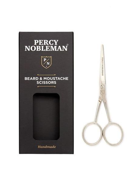 Percy Nobleman-Beard & Moustache Scissors Nożyczki do Brody i Wąsów