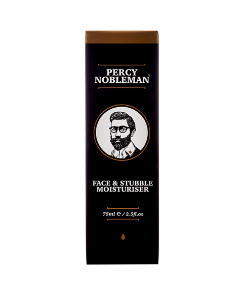 Percy Nobleman-Face & Stubble Moisturiser Krem do Twarzy i Zarostu 75ml