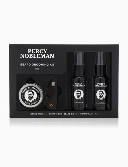 Percy Nobleman-Grooming Kit Zestaw Brodacza