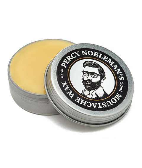 Percy Nobleman-Moustache Wax Wosk do Wąsów 20ml