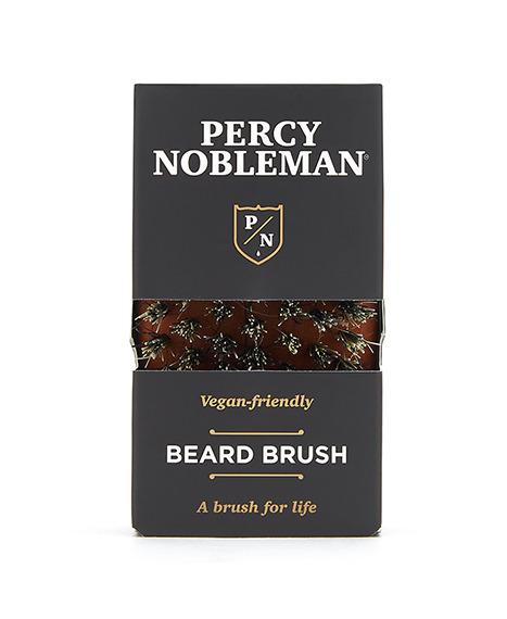 Percy Nobleman-Vegan Beard Brush Kartacz do Brody