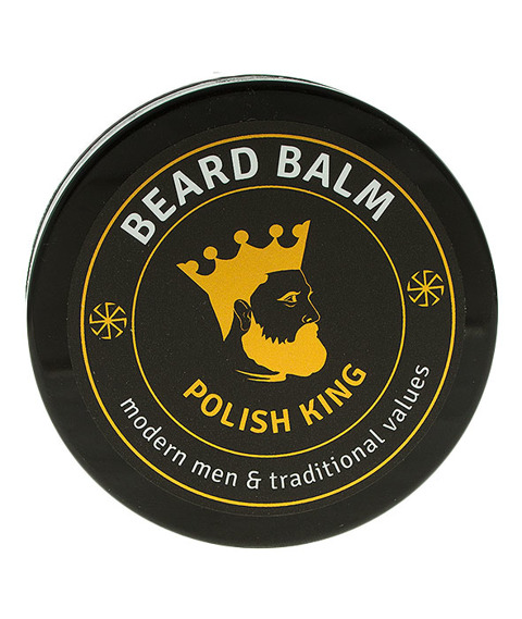 Polish King-Beard Balm Balsam do Brody 100ml