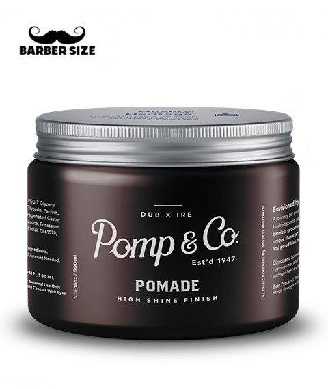 Pomp & Co.-Pomade Wodna Pomada do Włosów 500ml